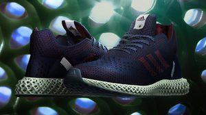 adidas และ Sneakersnstuff เปิดตัวเทคโนโลยีใหม่ลงไปบนรองเท้ารุ่น FUTURECRAFT 4D