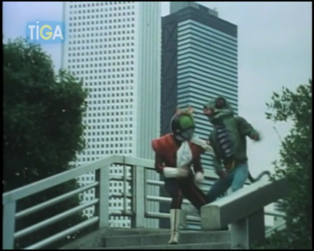Masked Rider Stronger ตอนที่ 11-3
