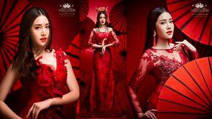 ชุดยกน้ำชาสีแดง คอลเลคชั่นสวยหรูต้อนรับตรุษจีน