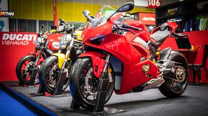 Ducati Panigale V4 คว้ารางวัล Big Best Bigbike of the Year 2017-2018