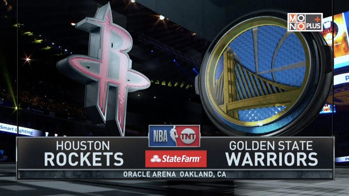 [Highlight] Houston Rockets VS. Golden State Warriors
