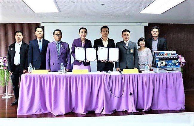 มรภ. บ้านสมเด็จเจ้าพระยา นำร่องปฏิรูปหลักสูตรเทคโนโลยีโลจิสติกส์ ร่วมกับเอกชน   ตามนโยบายการปฏิรูปอุดมศึกษาไทย ประจำปีการศึกษา 2562