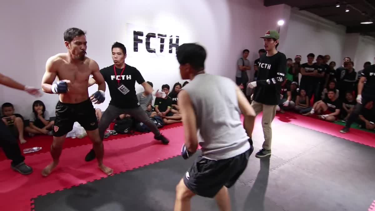Fight Club Thailand ส่งท้ายปี TheHeem x เอ็ม ธนูทอง คู่ที่ 197