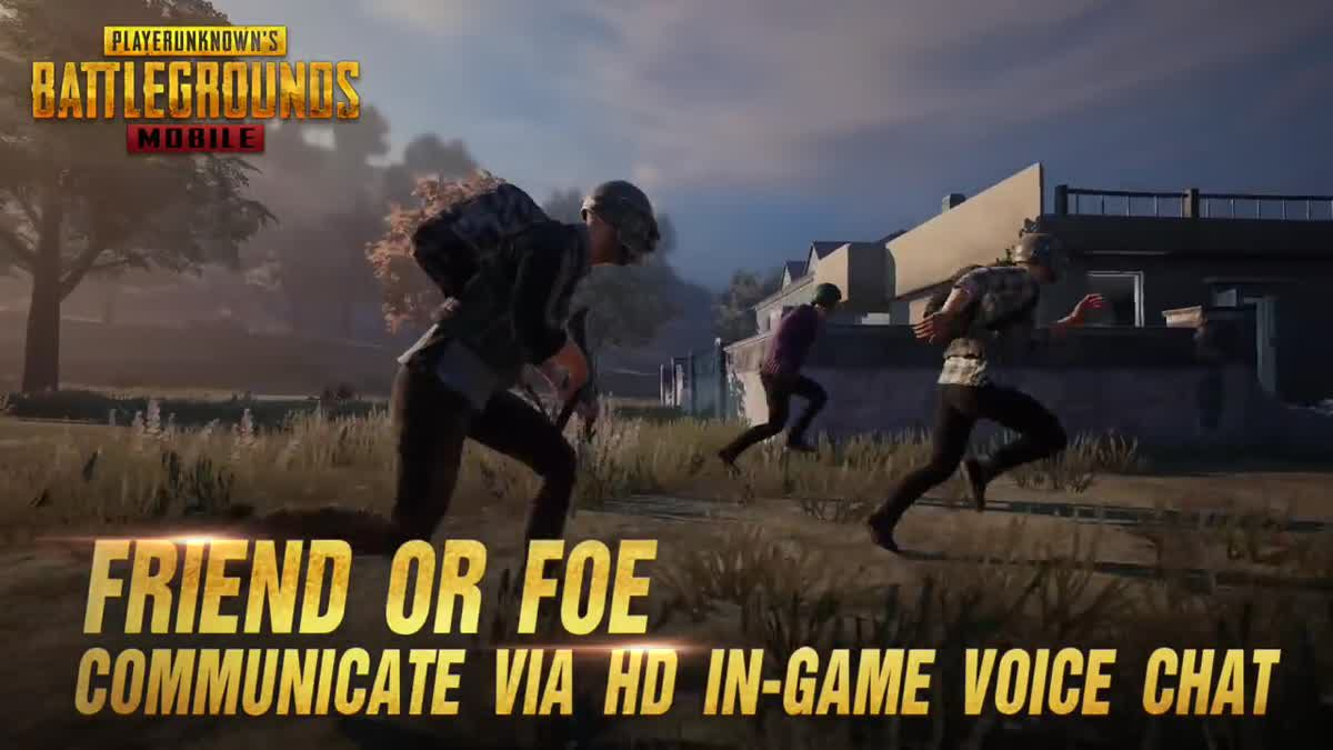 [ตัวอย่างเกม] PUBG MOBILE Official Store Trailer