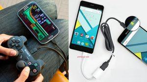 เจ๋งโคตรๆ สาย USB OTG สำหรับสมาร์ทโฟน Android เป็นอะไรได้มากกว่าแค่ชาร์จไฟ