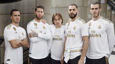 อาดิดาส และ เรอัล มาดริด ฉลองยุคทองแห่งความสำเร็จ เปิดตัวชุดแข่งเหย้าฤดูกาล 2019/20