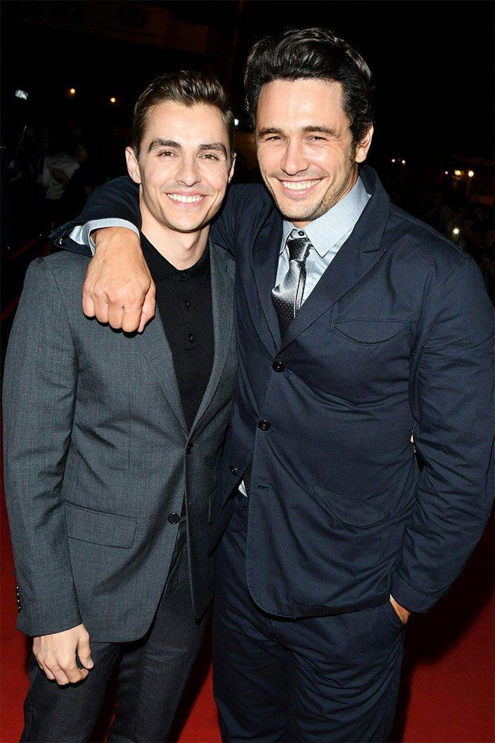 James Franco กับน้องชาย Dave