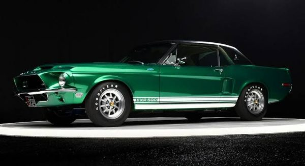 1968 Shelby EXP500