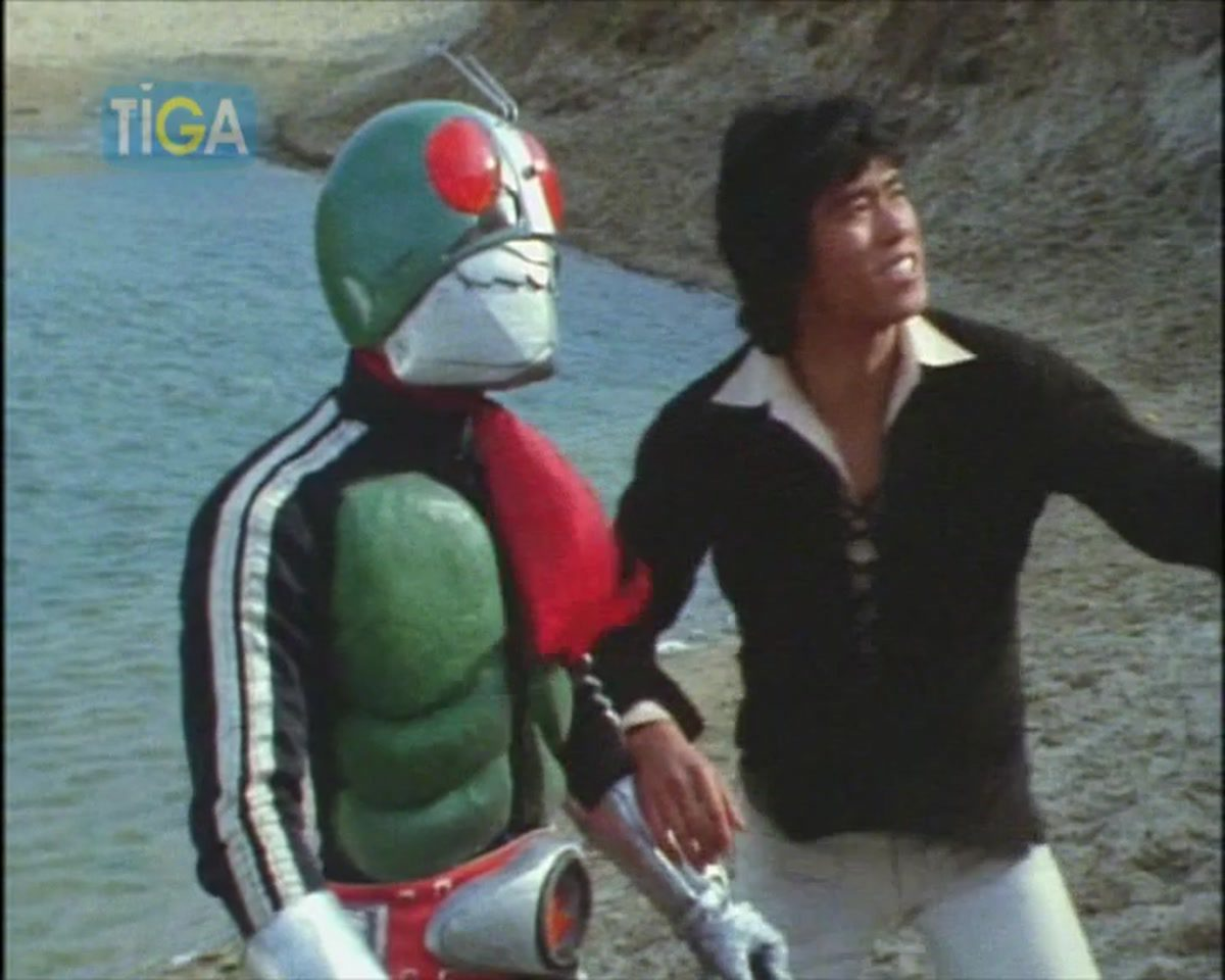 Masked Rider ตอนที่ 61-2