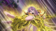 Saint Seiya -Soul of Gold- แตกต่างอย่างเห็นได้ชัดในเวอร์ชั่น BD และ Online!!