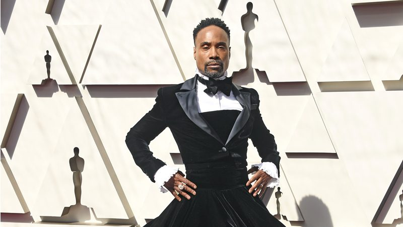Billy Porter กับชุดที่เด่นยิ่งกว่าคนได้รางวัล!! บนพรมแดง Oscars 2019!!