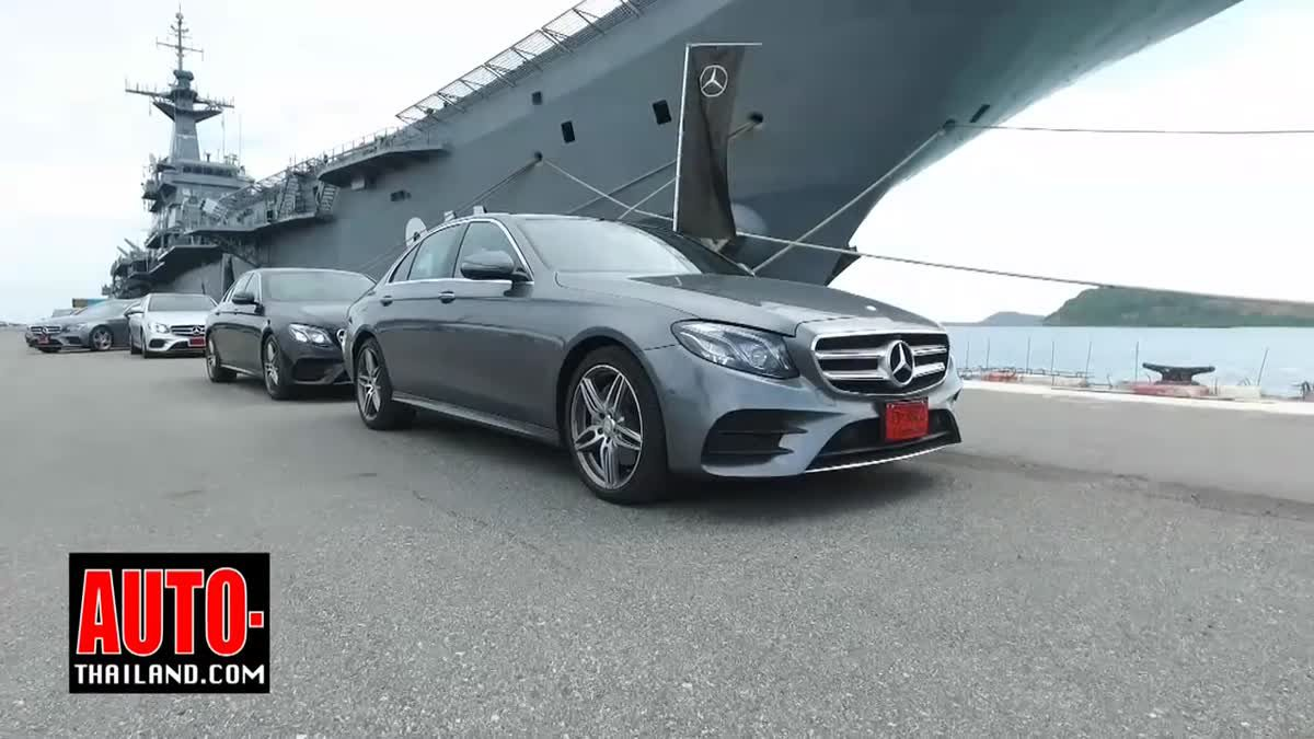 Testdrive The new E220d AMG Dynamic 2016
