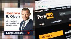 นักการเมืองหัวใส หาเสียงผ่าน Pornhub เว็บหนังโป๊ออนไลน์ ตีตลาดได้ตรงจุด