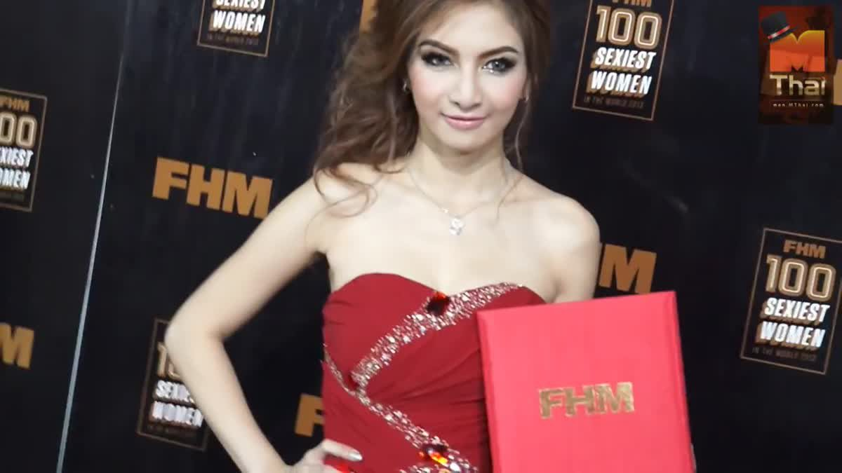 FHM 100 Sexiest Women in Thailand 2013