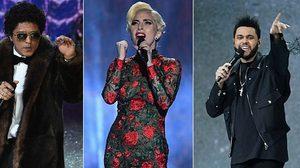เต็มอิ่ม! Lady Gaga, The Weeknd, Bruno Mars บนเวที Victoria's Secret