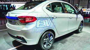 EV ก็มา Tata Motors เตรียมเปิดตัวรถไฟฟ้าสำหรับวางจำหน่าย ในอีก 2 เดือน