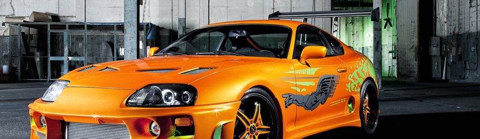 The Fast and the Furious เร็วแรงทะลุนรก (ภาค 1)