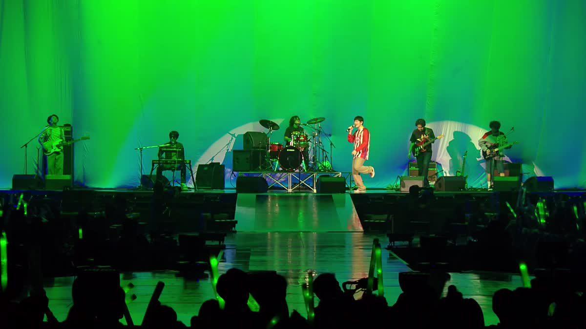 Kiha & The Faces วงอินดี้อันดับหนึ่งจากเกาหลีใต้ โชว์เปิดคอนเสิร์ตให้ Slot Machine