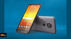 หลุดสเปค พร้อมภาพ Moto E6 สมาร์ทโฟนตัวประหยัดรุ่นใหม่ CPU Snap 430 แบตอึด