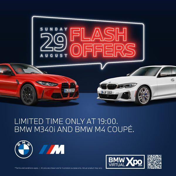 BMW Virtual Xpo 2021