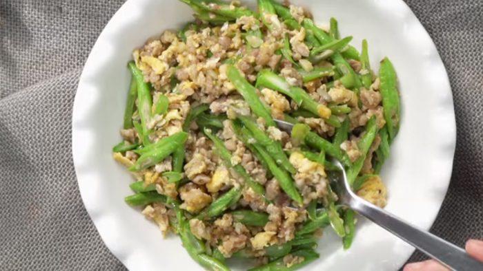 วิธีทำ ถั่วฝักยาวผัดไข่ เมนูทำง่าย อร่อยได้ทุกมื้อ