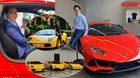 ท็อป ณัฐเศรษฐ์ เสริมบารมีตัวเอง ถอย Lamborghini เป็นของขวัญล่วงหน้า