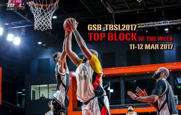 ตบกันดุเดือด รวมจังหวะสวยๆของ Top Block Of The Week ในศึก GSB TBSL2017 PLAYOFFS 11-12 Mar 2017
