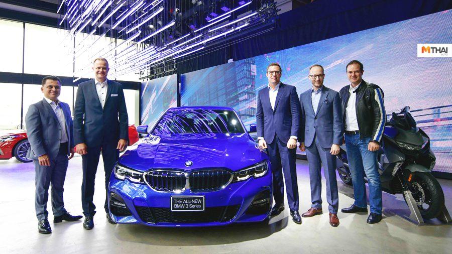 BMW ประเทศไทย ทุบสถิติยอดขาย พร้อมครองอันดับหนึ่งของโลก สองปีซ้อน