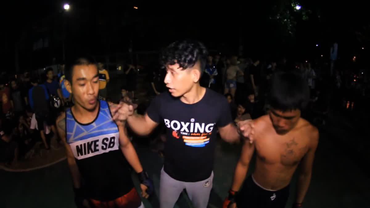 Fight Club Thailand ก้องวัดระฆัง x แซ็ก คู่ที่ 70