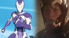 ภาพไลน์อัปโมเดล? ชุดเกราะเรสคิว? หรือ เปปเปอร์ พ็อตต์ส จะลุยภาคสนามใน Avengers 4