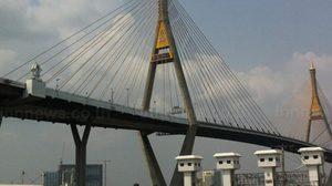 คมนาคม ห้ามรถจักรยานยนต์ใช้สะพานภูมิพล 1 และ 2