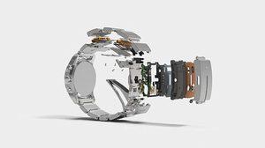 Sony เปิดตัวสมาร์ทว็อทช์ Wena Wrist รุ่นใหม่ ปรับดีไซน์หลากหลายได้ตามต้องการ