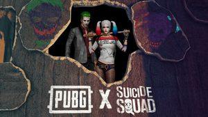 PUBG X Suicide Squad เปิดตัวคู่รักวายร้ายสุดระห่ำ Joker และ Harley Quinn