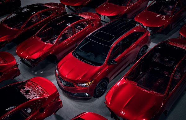 Acura MDX PMC Edition