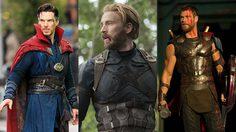 10 อันดับตัวละครในภาพยนตร์ของ Marvel Studios ที่ได้รับความนิยมมากที่สุด!!