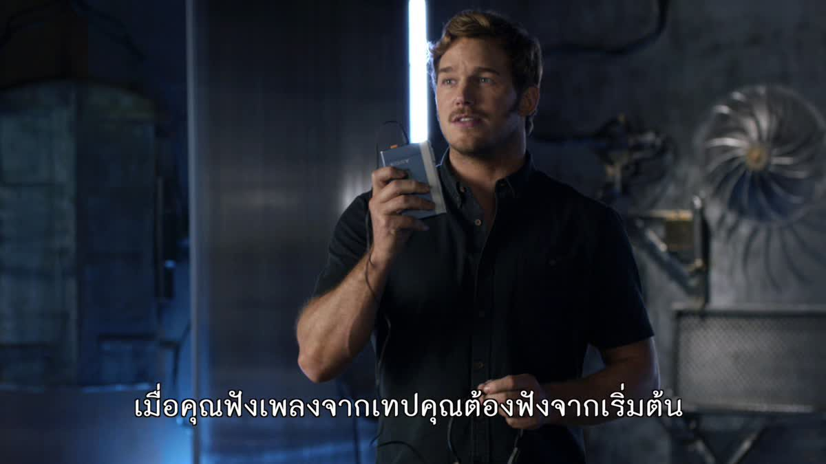 ตัวอย่าง Guardians of the Galaxy Vol. 2 (Walkman)