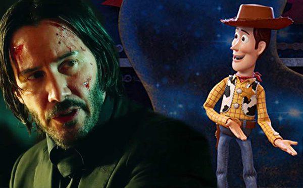 คีอานู รีฟส์ พากย์เสียงตัวละครใหม่ในหนังแอนิเมชั่น Toy Story 4