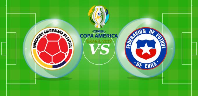 พินิจพิจารณาบอล โกปา อเมริกา 2019 โคลอมเบีย VS ประเทศชิลี
