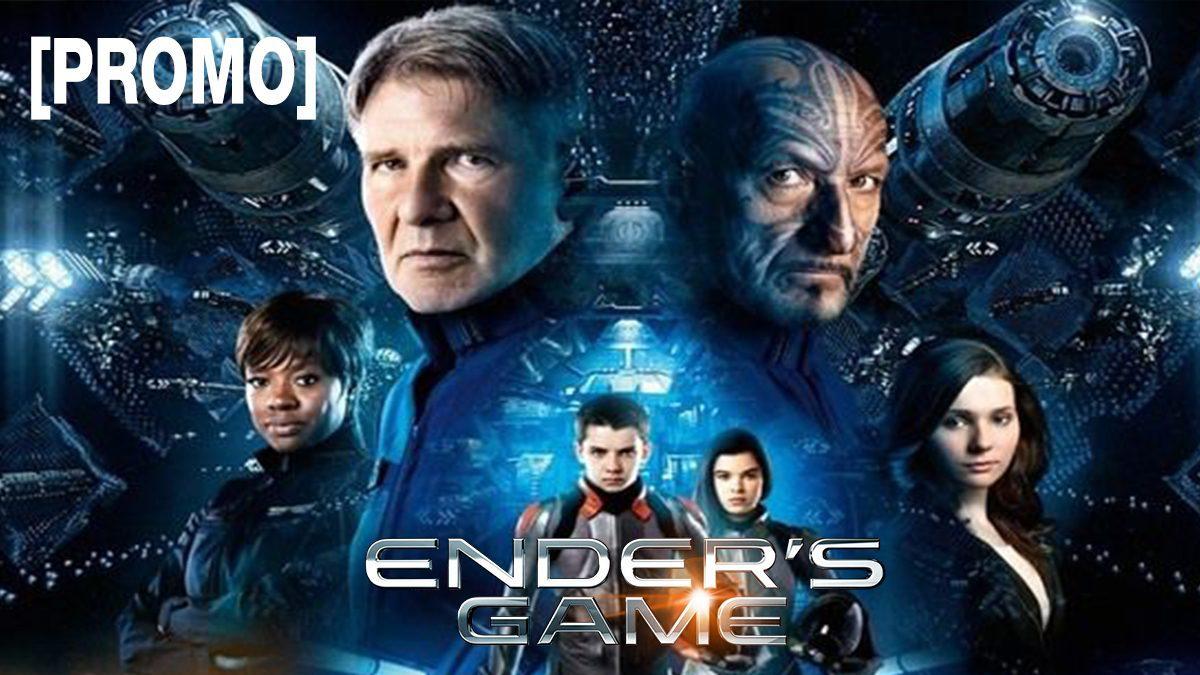 Ender's Game เอนเดอรืเกม สงครามพลิกจักรวาล [PROMO]