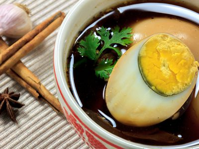 เคล็ดลับ การต้มไข่สำหรับใส่พะโล้