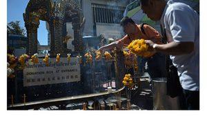 The Erawan Shrine Reopens Today