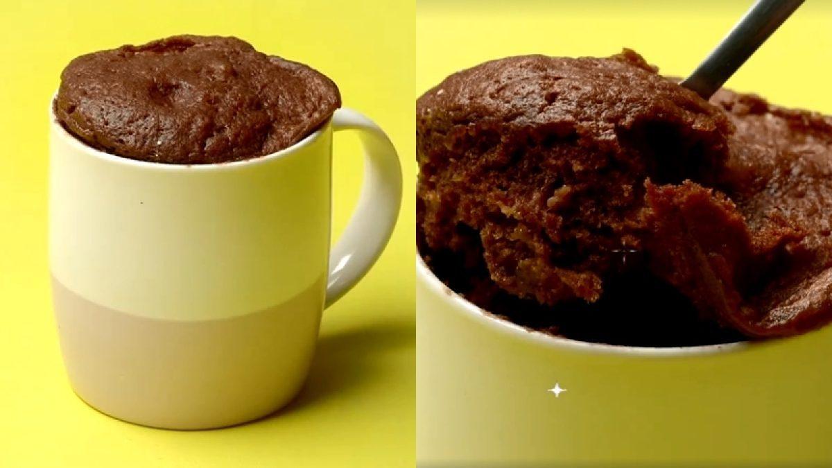 """วิธีทำ เค้กมัค เมนูง่ายๆ ด้วยงบ """"21 บาท"""""""
