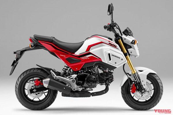 Honda MSX125SF