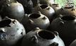 สำรวจแหล่งไหฝังศพโบราณในกัมพูชา