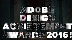 Adobe Design Achievement Awards การประกวดสื่อดิจิตอลระดับโลก