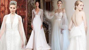 เทรนด์ ชุดแต่งงาน ที่จะมาแรงในปี 2019 คาดการณ์โดยนักออกแบบ จากห้องเสื้อดังระดับโลก