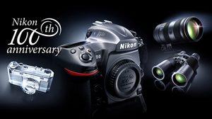Nikon เปิดจำหน่ายกล้องรุ่น Limited Edition ในวาระพิเศษครบรอบ 100 ปี