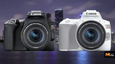 Canon เปิดตัว EOS Rebel SL3 (250D) กล้อง DSLR ขนาดเล็กมากับฟีเจอร์โฟกัสติดตามดวงตาอัตโนมัติ