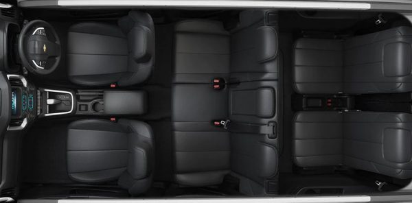 Chevrolet Trailblazer Perfect Edition II