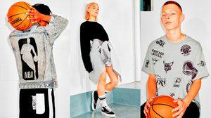 Maison Kitsune x NBA คอลเลคชั่นใหม่ล่าสุด เปิดตัวครั้งแรกในประเทศไทย